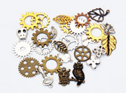 Charms for Art and Crafts Projects