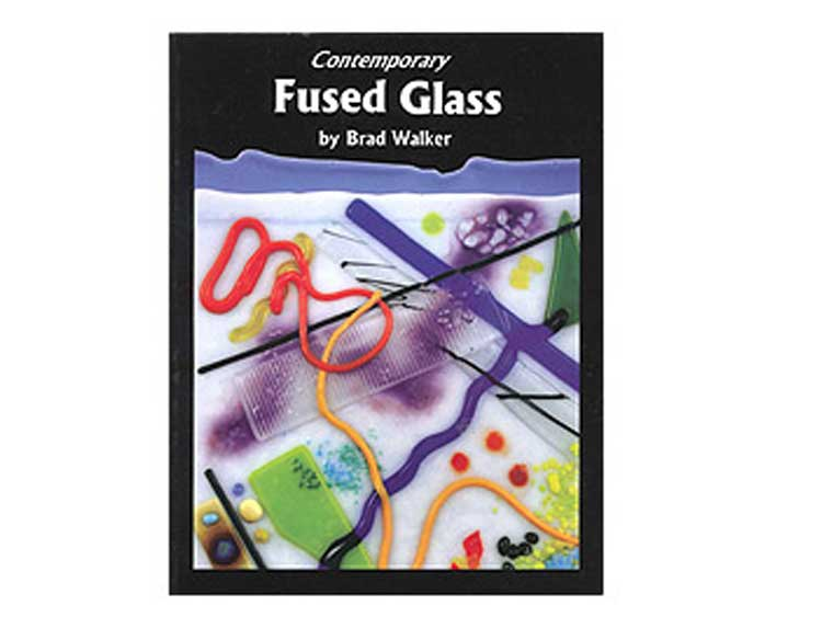 Contemporary Fused Glass Book