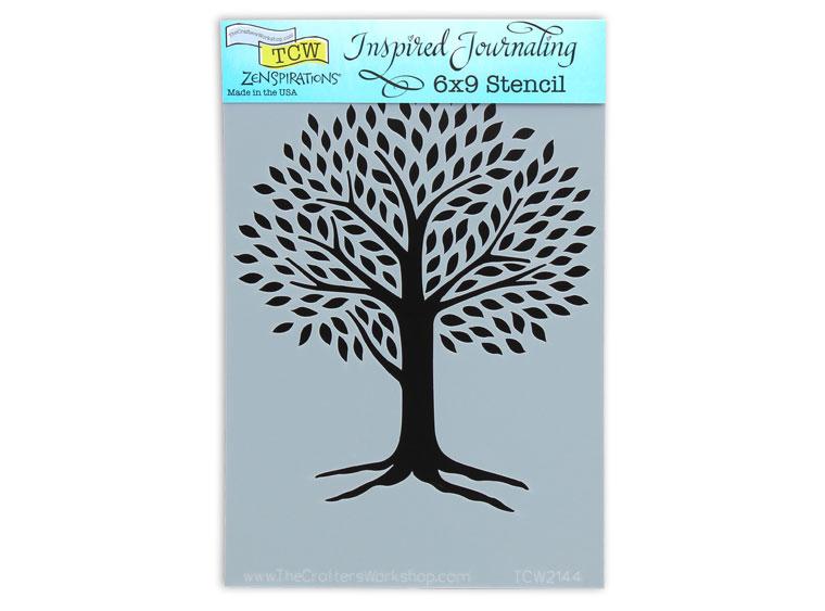 tcw2144 tree of life 6 x 9 template