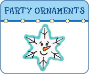 Party Ornaments